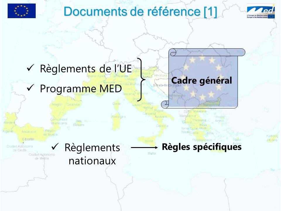 Documents de référence [1]